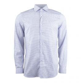 Chemise blanche à carreaux Homme CALVIN KLEIN