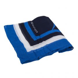 Foulard tricolore Femme TOMMY HILFIGER