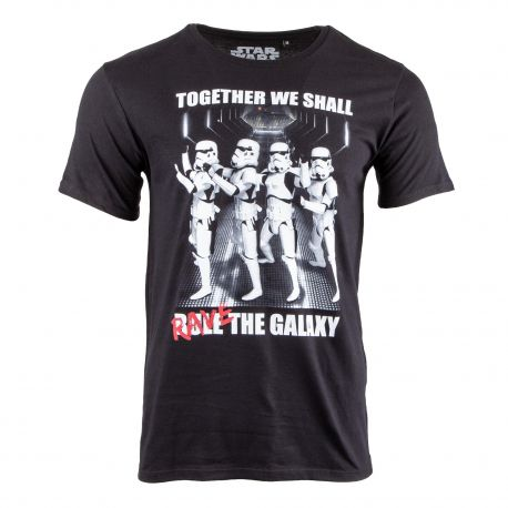 Tee shirt Star Wars Stormtrooper Homme MARVEL marque pas cher prix dégriffés destockage