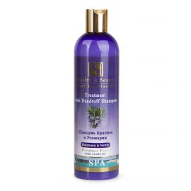Shampoing antipelliculaire romarin (400ml) Femme HEALTH & BEAUTY