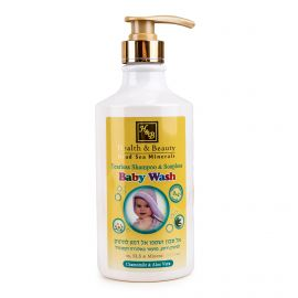 Gel douche & shampoing traitant bebe sans savon (780ml)  Femme HEALTH & BEAUTY