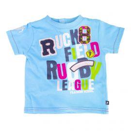 Tshirt mc Enfant RUCKFIELD marque pas cher prix dégriffés destockage