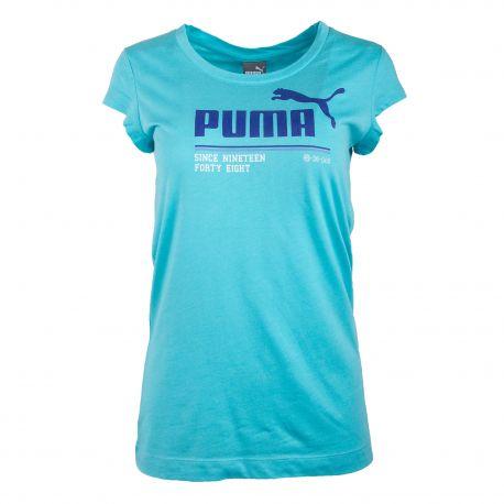 Tee-shirt mc 830635-02 Femme PUMA