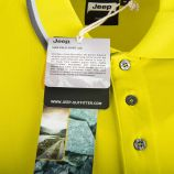 Polo manches courtes Homme JEEP