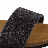 Sandales à paillettes femme WHY LAND marque pas cher prix dégriffés destockage