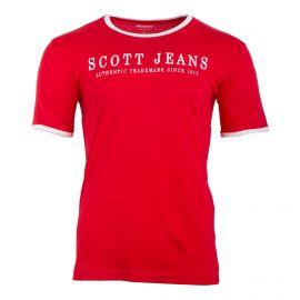 Tee shirt gudwal/scott Homme SCOTT