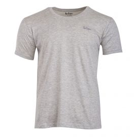 Tee-shirt gris mc jordi Homme LEE COOPER