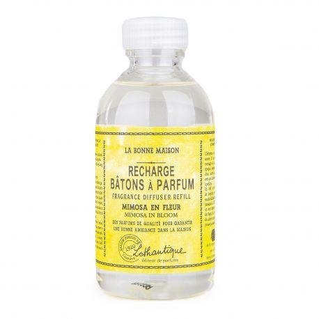 Recharge diffuseur de parfum mimosa 200ml Mixte La bonne maison LOTHANTIQUE marque pas cher prix dégriffés destockage