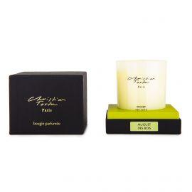 Bougie parfumee 190g muguet bois CHRISTIAN TORTU Paris