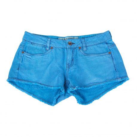 Short en jean bleu Femme BURTON marque pas cher prix dégriffés destockage