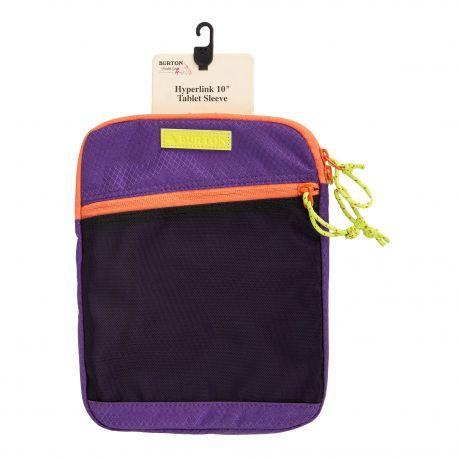 Housse tablette violette 10 pouces BURTON marque pas cher prix dégriffés destockage
