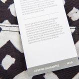 Housse tablette noire et blanche Mini 7 pouces BURTON marque pas cher prix dégriffés destockage