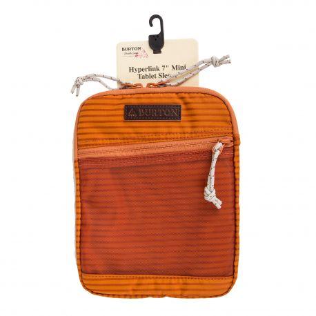 Housse tablette orange Mini 7 pouces BURTON marque pas cher prix dégriffés destockage