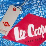 TEE SHIRT Manches courtes LC60220 GARÇON LEE COOPER marque pas cher prix dégriffés destockage