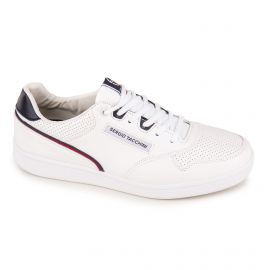 Baskets blanches stm818095 Homme SERGIO TACCHINI